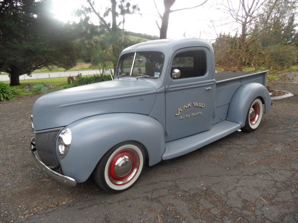 1940 ford truck for sale autos post. Black Bedroom Furniture Sets. Home Design Ideas